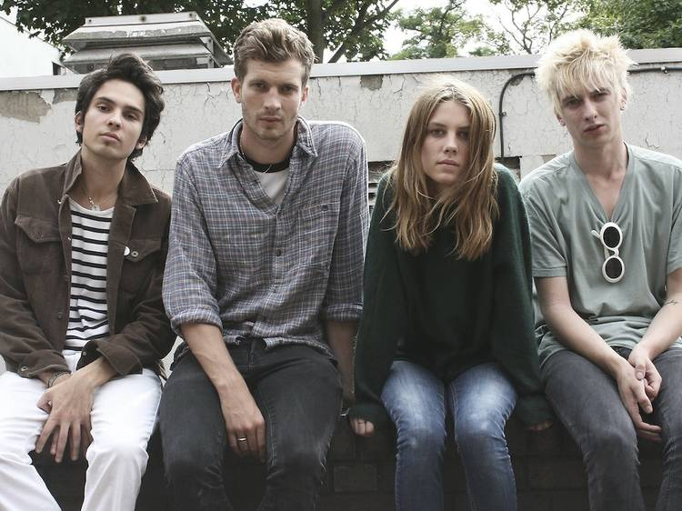 Wolf Alice: 'Something in the Way'
