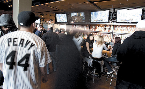 Captain Morgan Club vs. ChiSox Bar & Grill