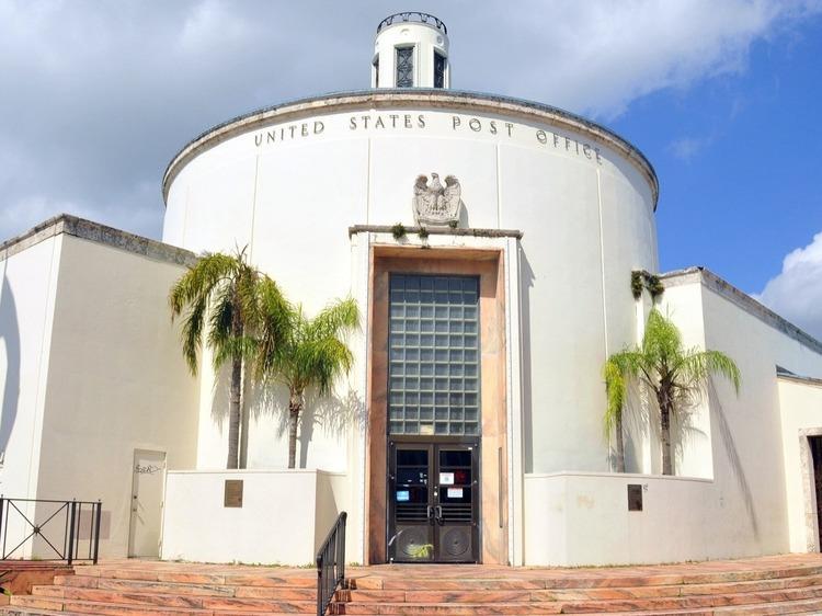 Miami Beach U.S. Post Office