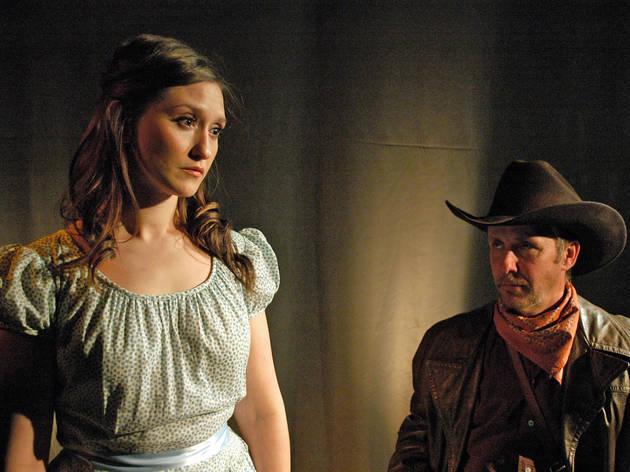 (Photograph: courtesy of Tympanic Theatre Company)
