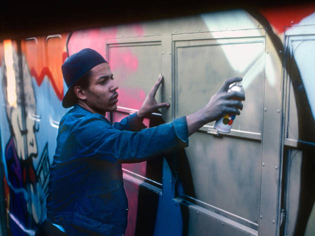 """Moving Murals: Henry Chalfant & Martha Cooper's All-City Graffiti Archive"""