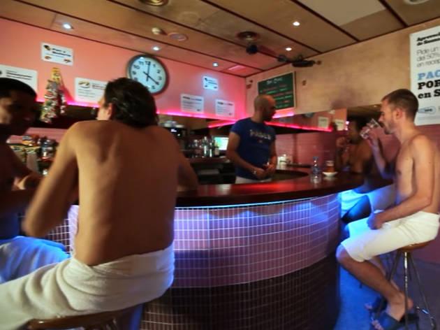 Inauguració Sauna Barcelona