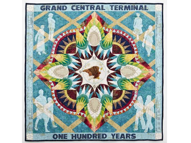 """""""Grand Central Centennial Quilts"""""""