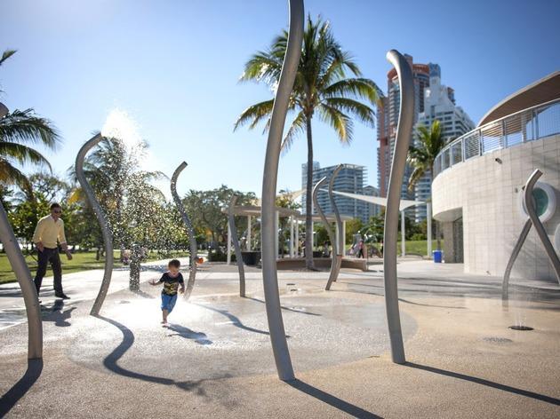 South Pointe Park, Beaches, Things to do, Miami