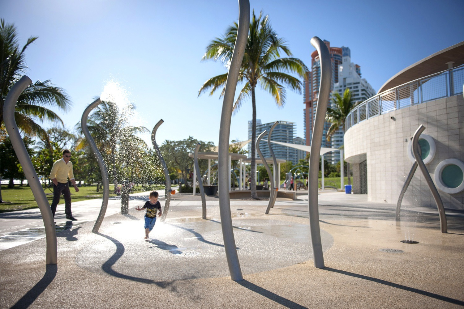 South Pointe Park, Beaches, Things to do, Miami
