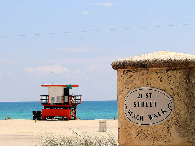 21st Street Beach, Beaches, Things to do, Miami