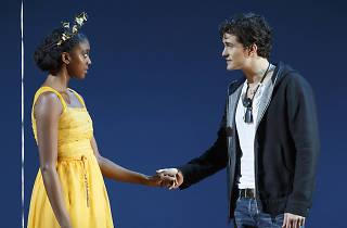 Broadway's Romeo And Juliet