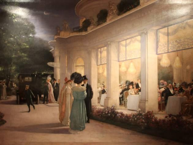 (Henri Gervex, 'Une soirée au Pré-Catelan', 1909 / © Paris, Musée Carnavalet / Roger-Viollet)