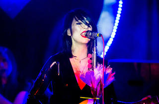 Pitchfork Music Festival 2014: Dum Dum Girls + Ex Hex + Speedy Ortiz