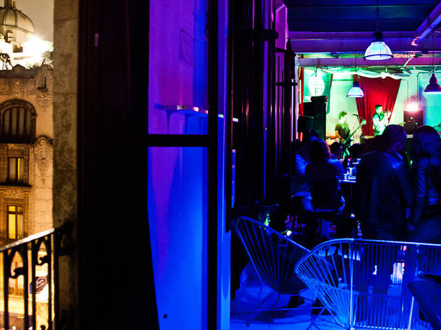 Club Atlántico (Foto: Alejandra Carbajal)