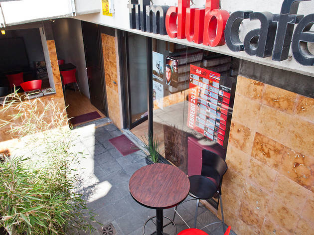 Film Club Café (Foto: Alejandra Carbajal)