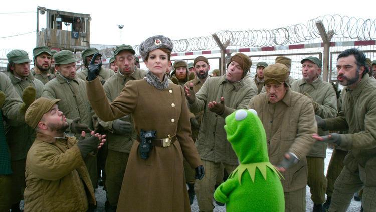 Tina Fey, Muppets Most Wanted