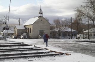 Lucas Foglia (Stanley, Carlin, Nevada 2012)