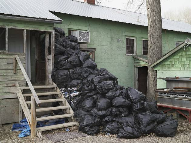 Lucas Foglia (Recycling, Eden Saloon, Eden, Wyoming 2011)