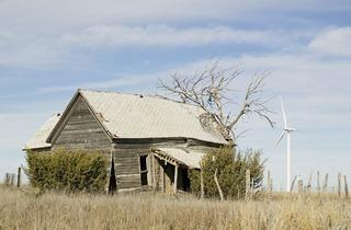 Lucas Foglia (Wind Farm, Nolan, Texas 2006)