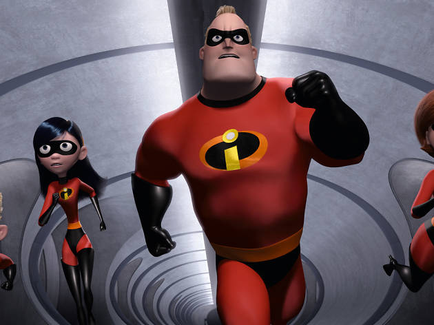 2004: 'The Incredibles'