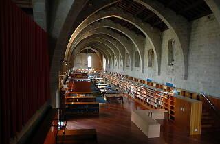 Biblioteca Catalunya. Sant Pau - Santa Creu