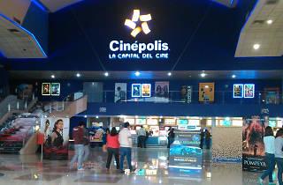Cinépolis Plaza Aragón