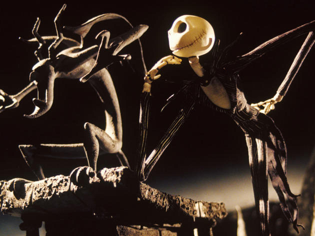 best animated movies the nightmare before christmas - A Nightmare Before Christmas