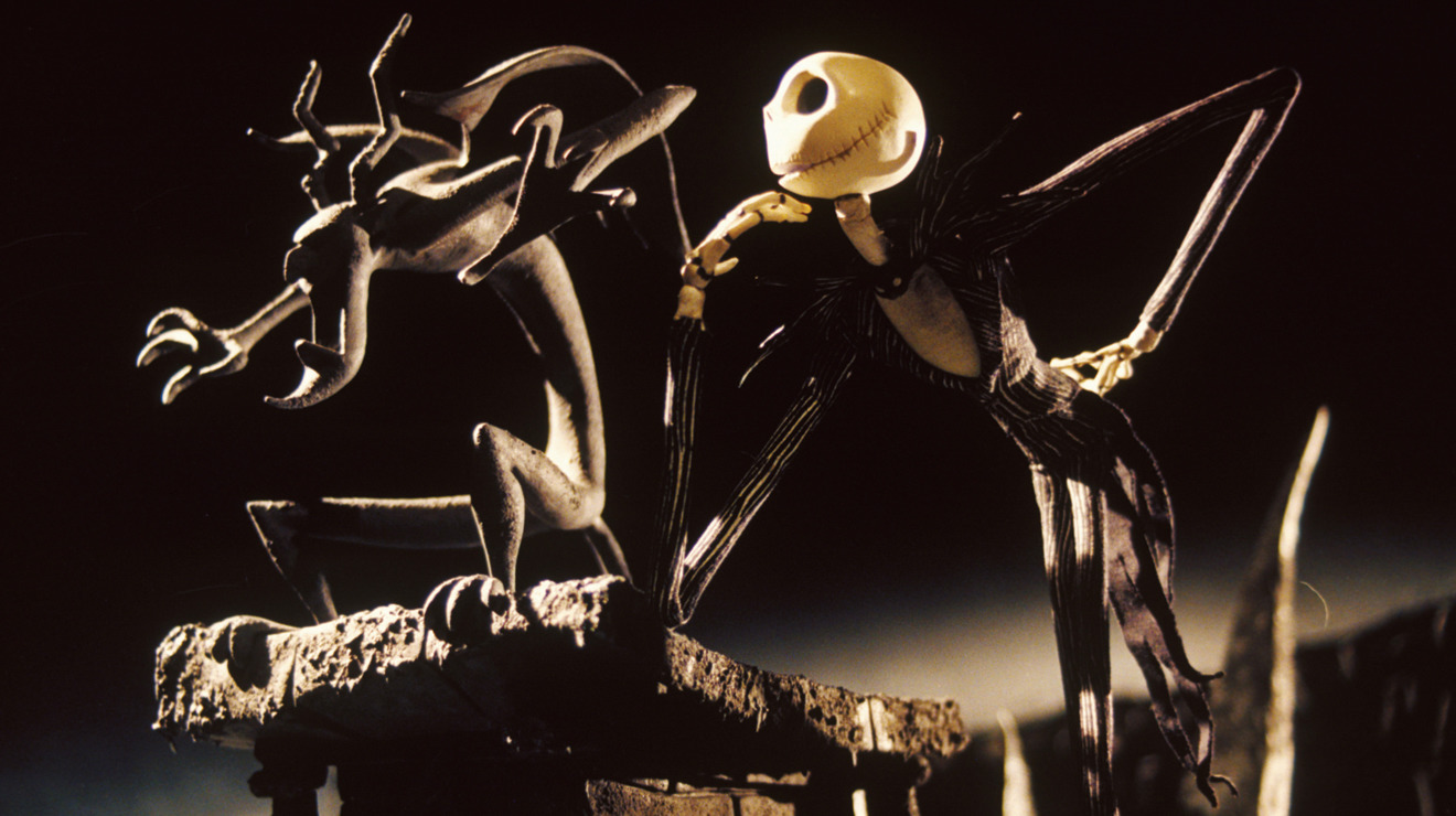 Best animated movies: The Nightmare Before Christmas