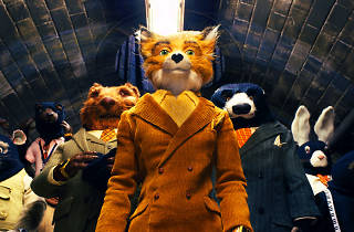 Best animated films: Fantastic Mr. Fox