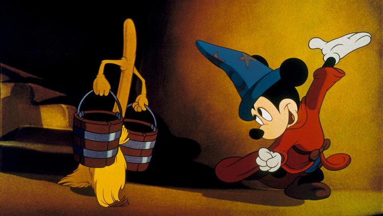 Best Disney films: Fantasia