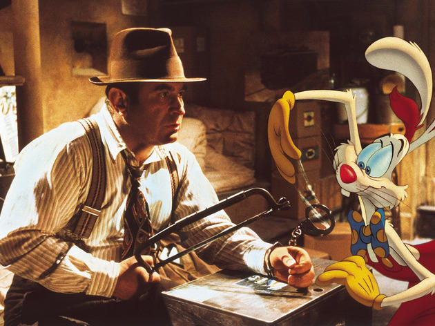 Best animated films: Who Framed Roger Rabbit