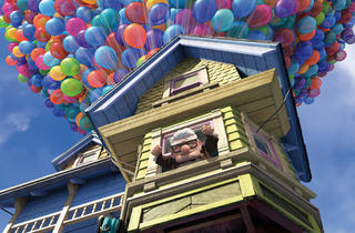 Best Pixar films: Up