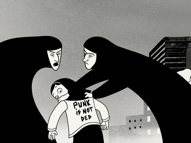 Best animated films: Persepolis