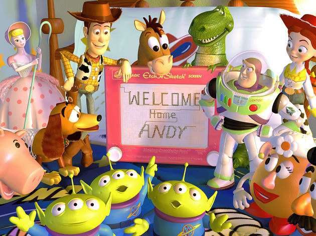 Best Pixar films: Toy Story 2