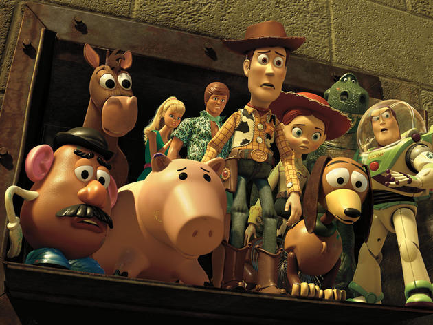 Best Pixar films: Toy Story 3