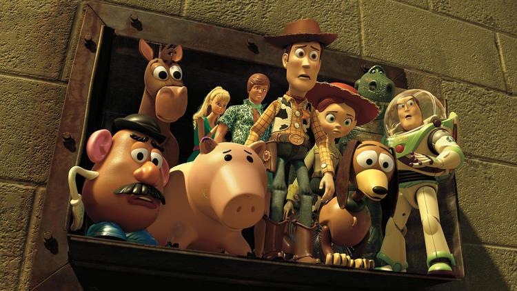 Best Pixar films: Toy Story 3