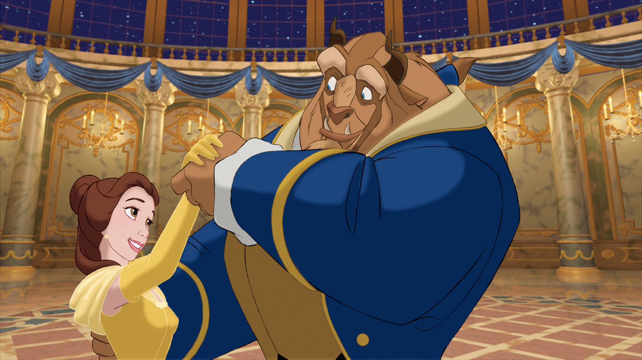 Best Disney films: Beauty and the Beast