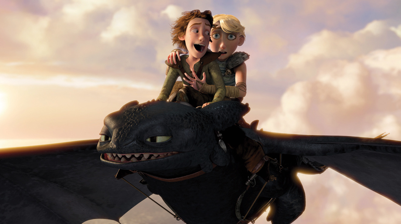 How to Train Your Dragon (2010)