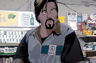 Best animation movies: Waking Life