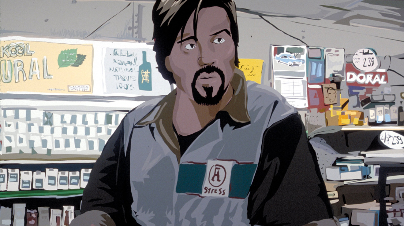 Best animation movies: Waking Life