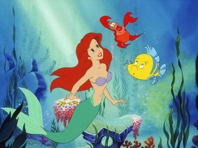 Best Disney films: The Little Mermaid