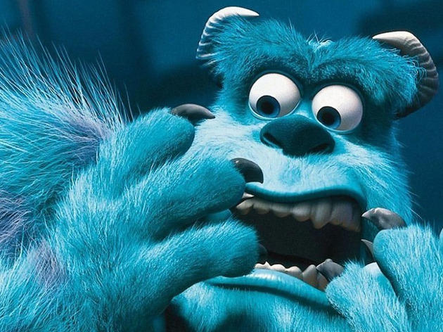 Best Pixar films: Monsters, Inc.
