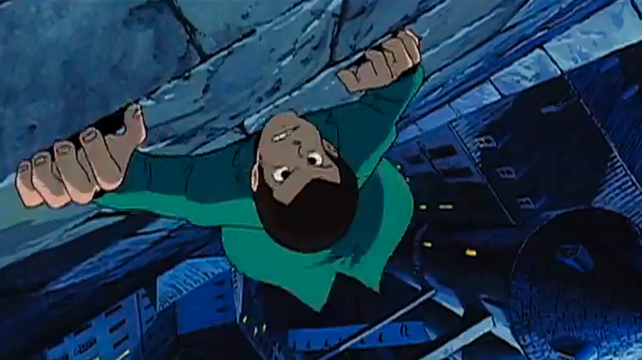 Best animation movies: The Castle of Cagliostro
