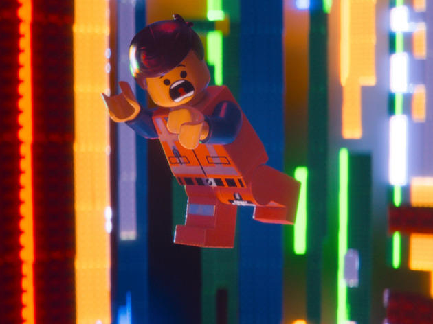 Best animated movies: The LEGO Movie