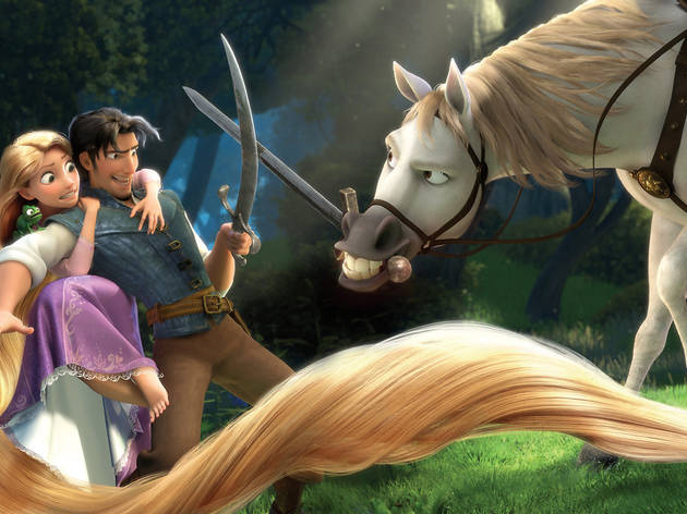 Best Disney films: Tangled