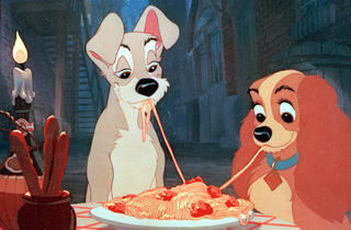 Lady and the Tramp screening