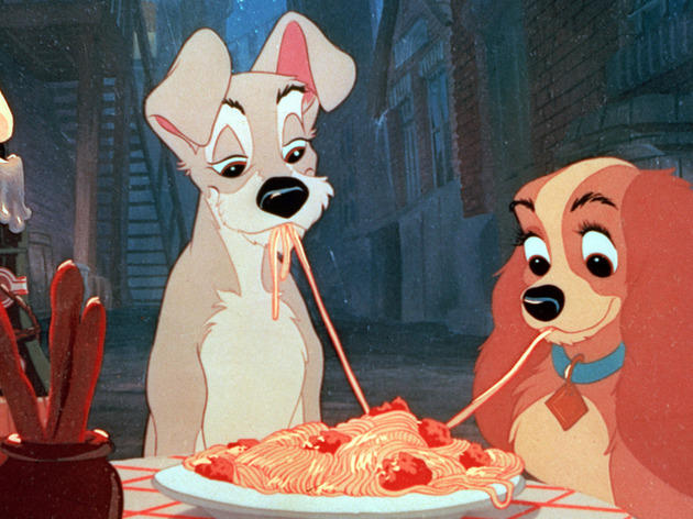Best Disney films: Lady and the Tramp