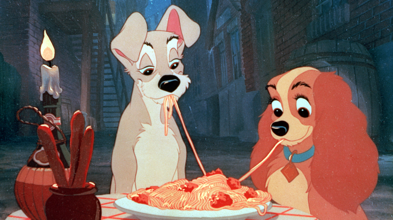 Lady and the Tramp (1955