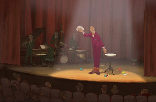 Best animation movies: The Illusionist