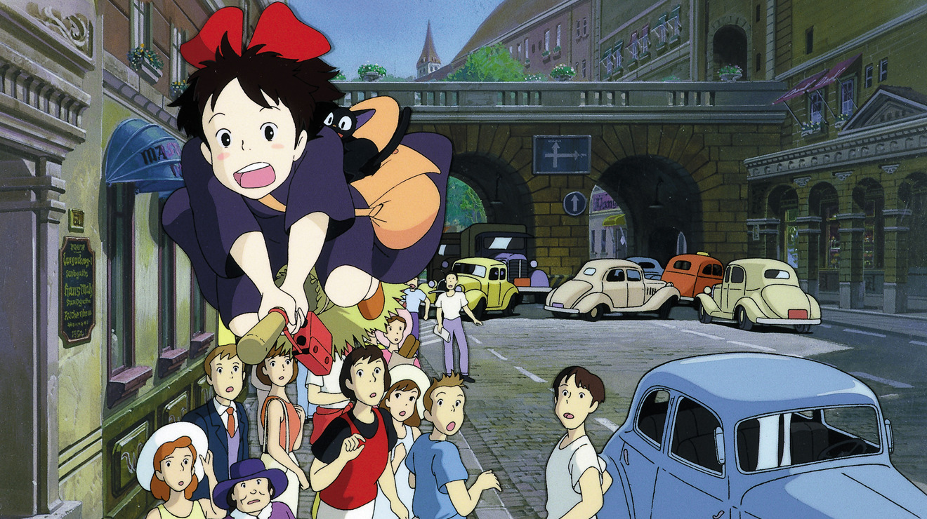 Best studio ghibli films kikis delivery service movies animation