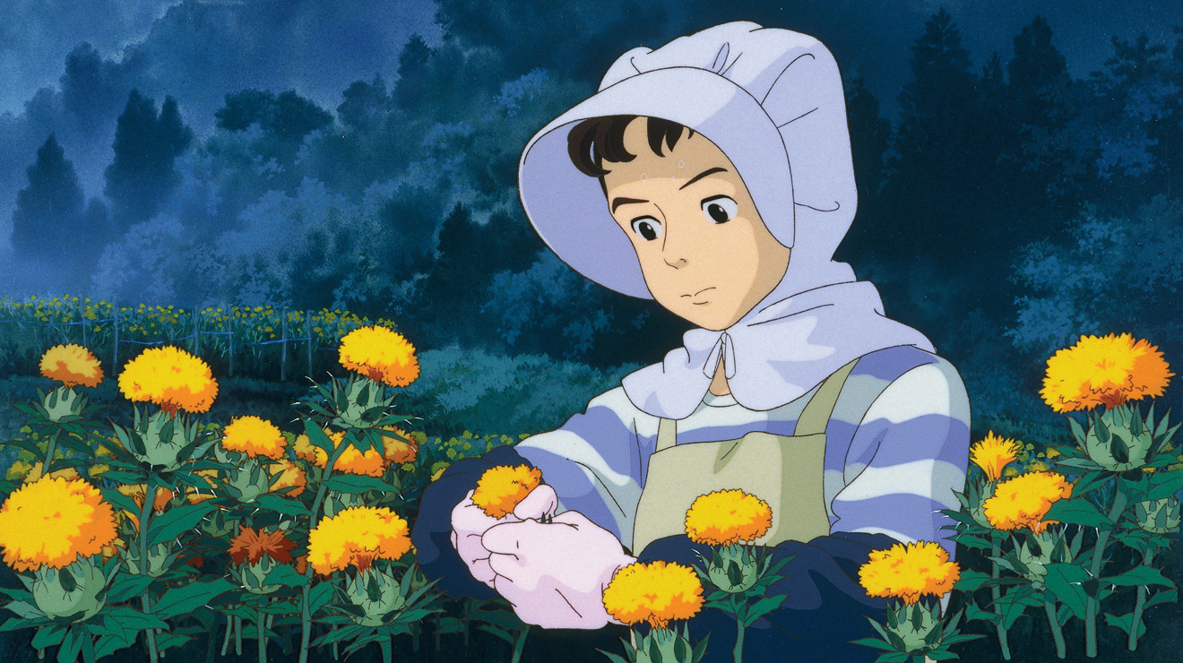 Best Studio Ghibli films: Only Yesterday