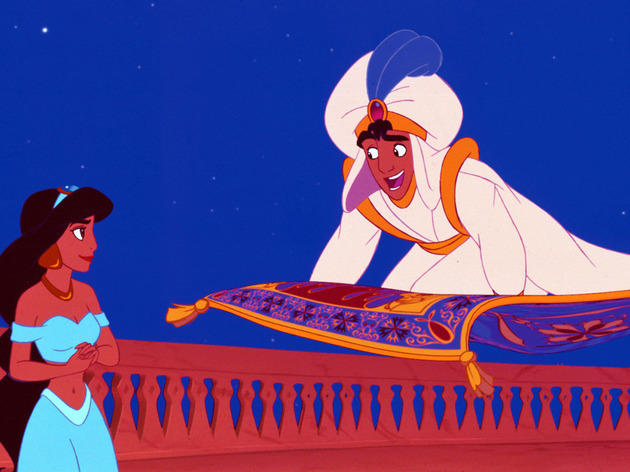 Best Disney films: Aladdin