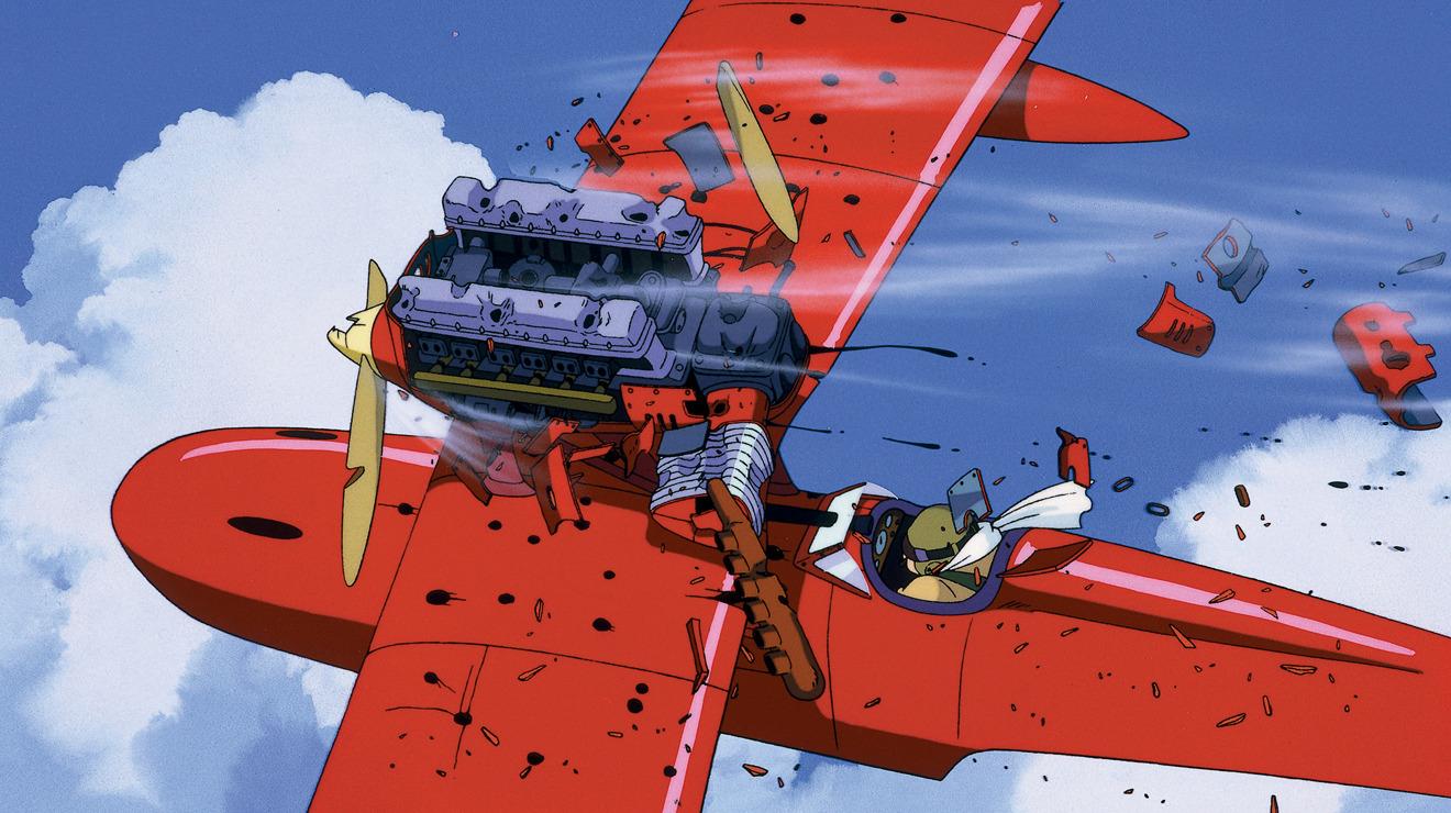 Best Studio Ghibli films: Porco Rosso
