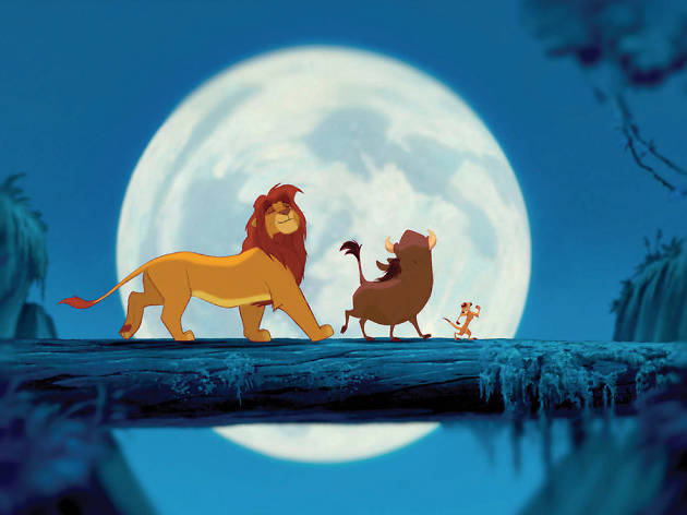 Best Disney films: The Lion King